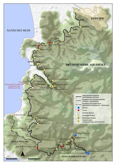 Efes Antik Su Yolları Izmir Dergisi Yaşasın Dergicilik