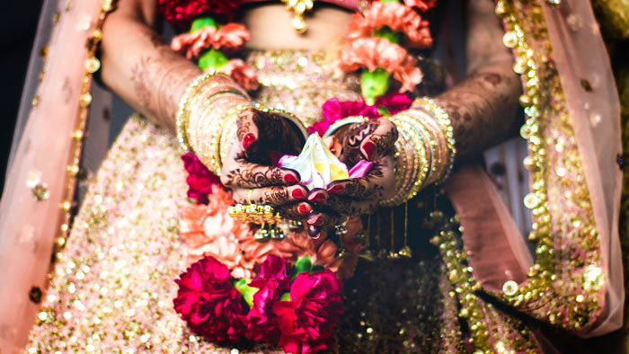 Nearly 10 Million Weddings Take Place In The Country Every Year Rich Indian Families Have Budget Abroad Thousand