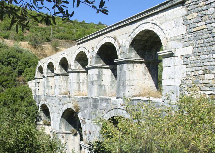 Antik Yollar : Efes antik su yolları İzmir dergisi yaşasın dergicilik